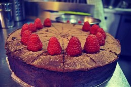 SilverBerry Chocolate CAKE